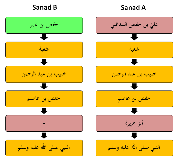 Contoh Hadits Dhaif Mursal 5